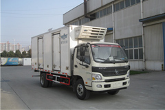 Henan Xinfei XKC5080XLC5B Refrigerator Truck