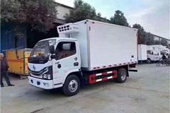 Dongfeng Duolika D6 Refrigerator Truck