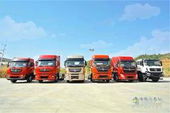 Heavy-duty Truck Sales Hit 180,000 Units in April, Up 52% YoY