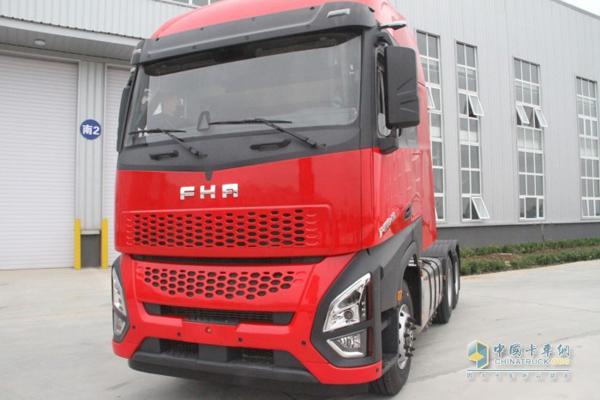 FHA Huzun S200 Heavy-duty Truck Gets Launched in Lingyuan