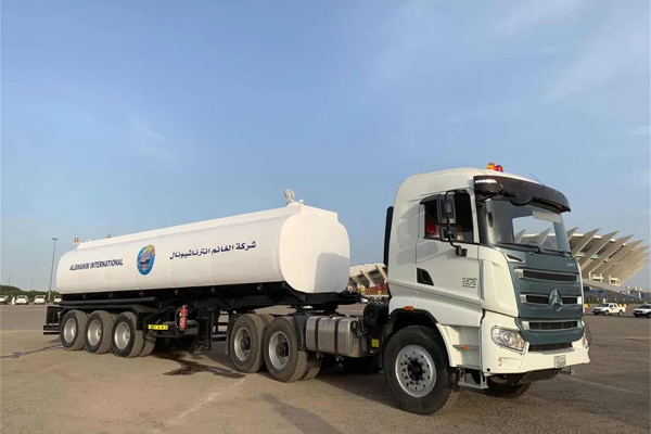 Sany Heavy Trucks Are Highly Praised in Kuwait
