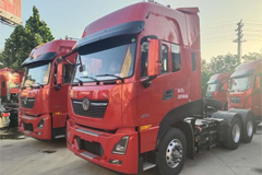 3 Dongfeng KL Hybrid-Electric Trucks Delivered to Shanxi for Operation