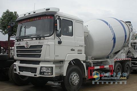 SHACMAN F3000 336HP 6X4 Concrete Mixer