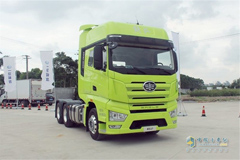 Jiefang Sold Over 60,000 Units Medium- and Heavy-duty Trucks in April