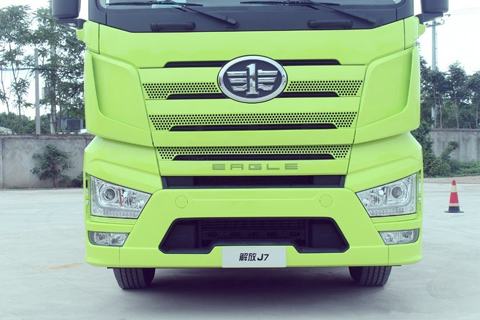 FAW Jiefang J7+FAWDE Engine