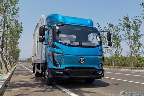 FEIDI W Series Truck+Weichai Power