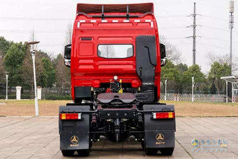 SANY 6×4 500HP Tractor+Weichai Engine+FAST Transmission