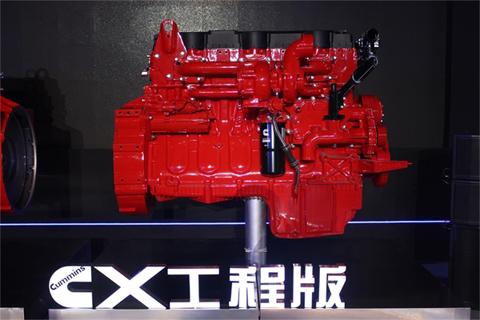 Foton Cummins X12 Engine for Engineering Application