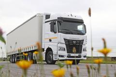 Russian Kamaz Begins Selling Its New Flagship K-5 Truck Model