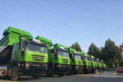 Hongyan Heavy-Duty Truck Sales Hit 10 Thousand Units in May