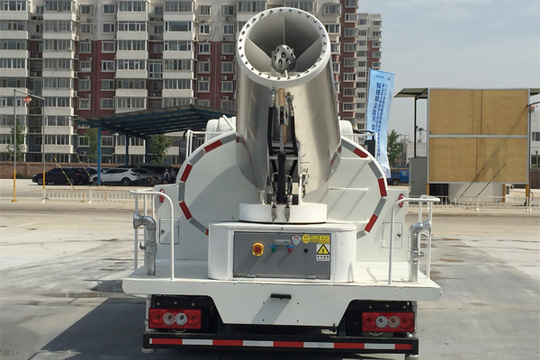 Foton IBLUE All-Electric Anti-dust Truck