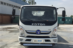 100 Units Foton IBLUE Anti-Dust Vehicles Delivered to Beijing for Operation