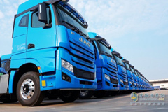 JAC Completes Delivery of 2300 Units Gallop K7 Trucks to ZTO Express