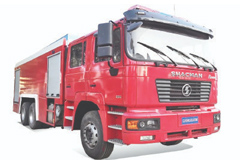 SHACMAN Nigeria Introduces Fire Trucks to Its Range of Products