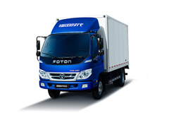Foton Forland M3 Single Row 4X2 Cargo Truck+Yunnei Power