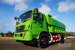 Hongyan GENPAW 180hp 4X2 Dumper+SAIC Power+FAST Gearbox