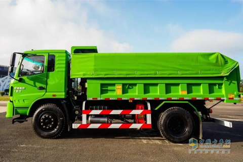Hongyan GENPAW 4X2 Dumper