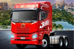 FAW Jiefang JH6 550HP Zhizun Edition Tractor+FAWDE Engine
