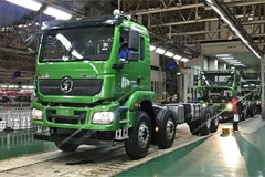 Shacman Made Its Entry into Mexico's Commercial Vehicle Market