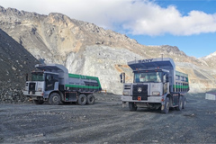 Unmanned Driving Highlights SANY's Solution to Intelligent Mining