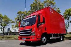 SAIC Kuaiyun H300 Cargo Truck+SDEC Power