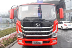 SAIC Yuejin Kuaiyun H300 3.15m Double-row Dropside Truck+SDEC Power