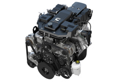 6.7L Cummins Turbo Diesel (2018) for Chassis Cab