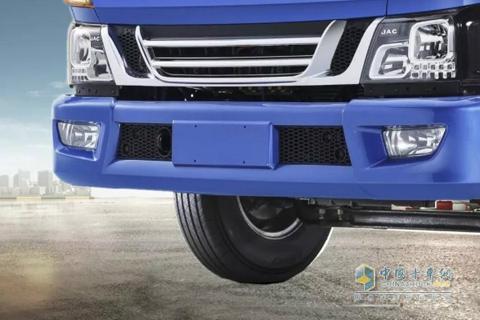 JAC Junling V5-4DA1 Truck
