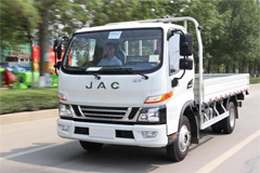 JAC Light Duty Truck Sales Exceeds 100 Thousands Units with 6% YoY Growth in H1