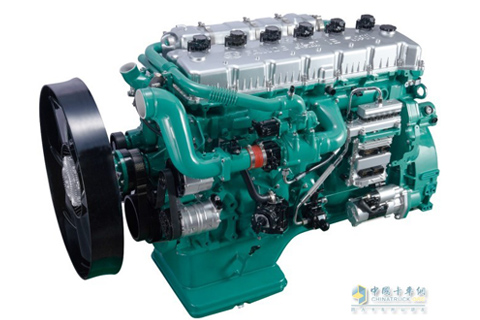 FAWDE CA6SM3 440 NG Engine
