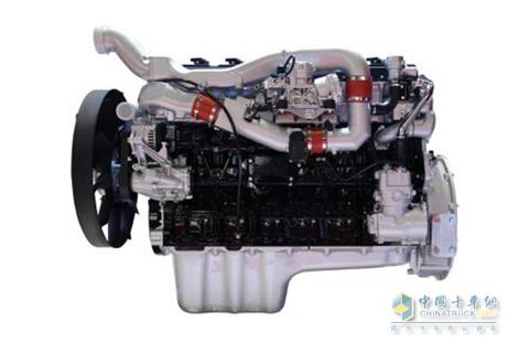 SINOTRUK J7G LNG Tractor