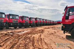 Hongyan Tops the Dumper Sales List in June