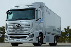 Hyundai Targets 15% of European Hydrogen Truck Market by 2030