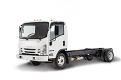 ISUZU's New Gasoline-powered Class 5 Truck Features Allison Transmission