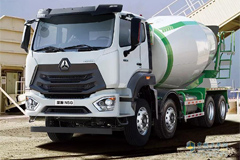 Sinotruk Haohan N Series Mixer Truck, a Newcomer in the Industry