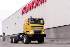 Kenworth Produces Last Severe-Service K500 Cabover