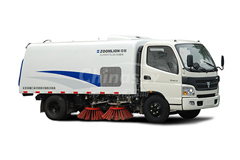 Zoomlion ZLJ5063TSLBE4 Sweeper Truck