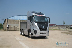 SINOTRUK to Launch a New Generation of Huanghe branded Truck in September