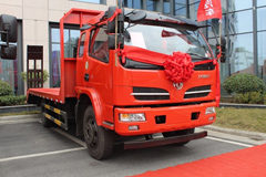 Dongfeng Furuika F7 140HP 4X2 Flatbed Transport Vehicle