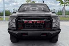 Foton to Release Its Big General Pickup at the Beijing Auto Show