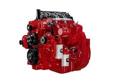 Anhui Cummins B4.0L Euro 6-compliant Engine