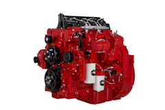 Anhui Cummins B4.5L Euro 6-compliant Engine