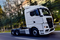 The New Generation of MAN TG Series Truck Comes to Chinese Market
