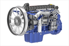Weichai WP10.5H Engine for Tractor