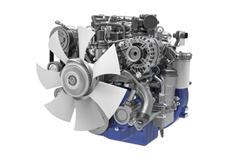 Weichai WP2.3N Engine for Light-duty SPV