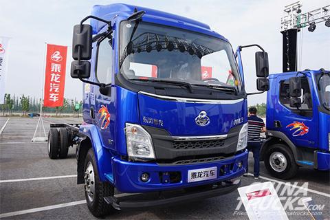Chenglong L3 160HP 4X2+Yuchai Power+FAST Gearbox