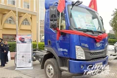 Chenglong L3 160HP 5.2m Cargo Truck+Yuchai Power+Wanliyang Gearbox
