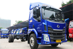 Chenglong M3 180HP 4X2 6.75m Cargo Truck+Yuchai Power+FAST Gearbox