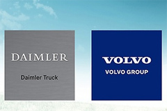 Daimler and Volvo Sign Binding Agreement to Form a Fuel-cell Joint Venture