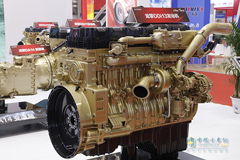 Dongfeng 16L Longqing DDi13 Engine Makes its Debut